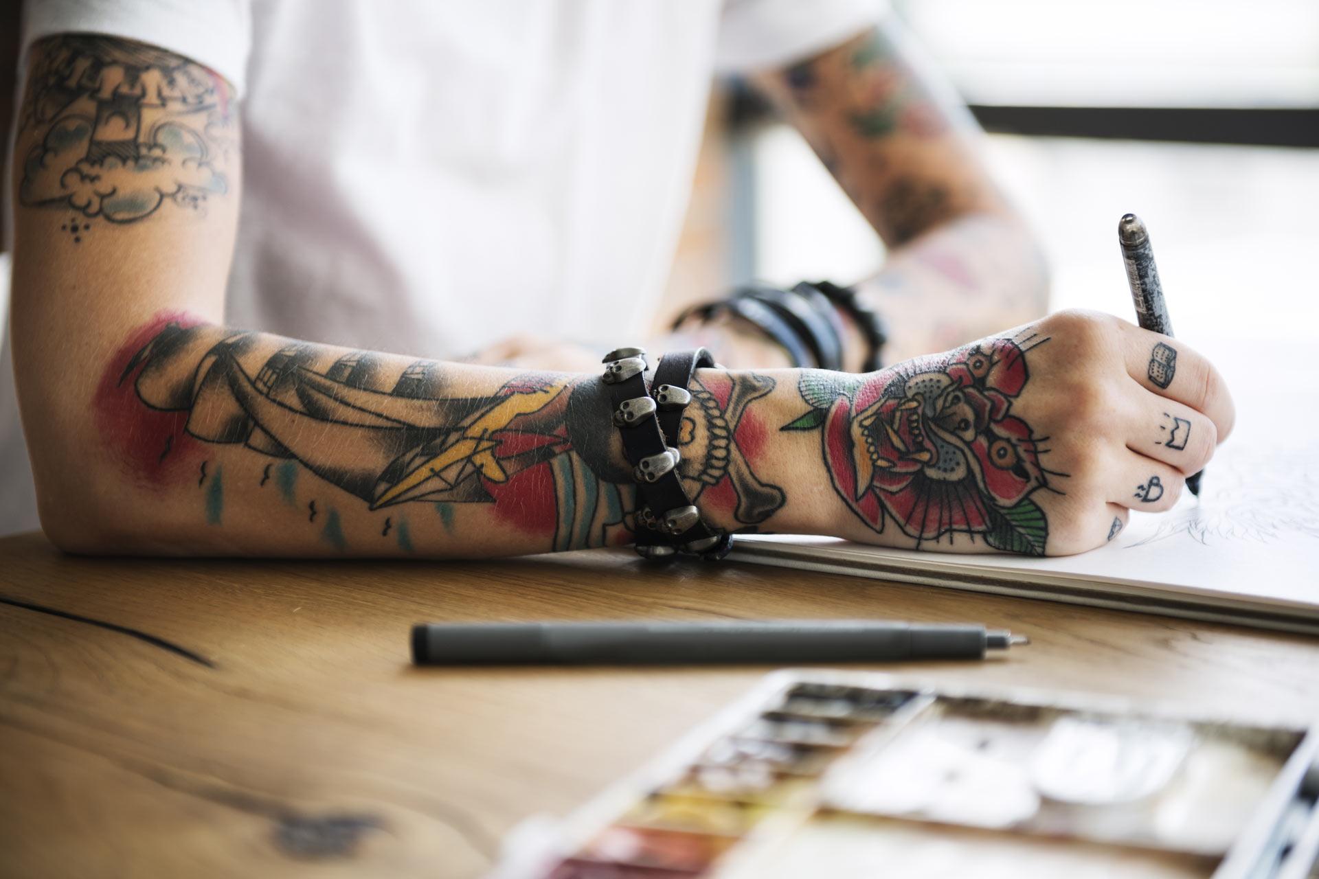 Tattoo Lexikon