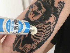 Balm Tattoo Original Anwendung