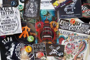 Tattoo Studios Flyer