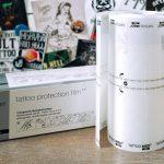 TattooMed Tattoo Protection Film statt Frischhaltefolie